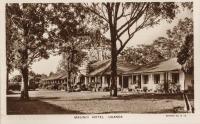 Masindi Hotel. Uganda