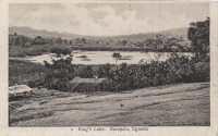 King's Lake. Kampala, Uganda