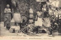 Vannerie indigène