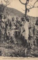 Chasseurs d'antilopes