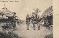 Gondokoro (Uganda) Soldiers
