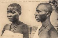 Chrétien et Chrétienne de l'Ouganda