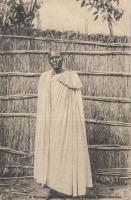 A Musoga's Dress, Uganda Protectorate