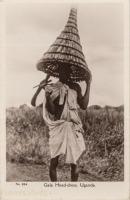 Gala Head-dress, Uganda