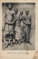 Bweju's Ladies. Ruwenzori South
