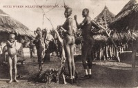 Shuli Women collecting Firewood (Nile)