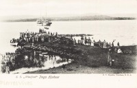 S.S.Winifred - Jinja Harbour