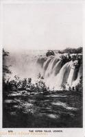 The Ripon Falls. Uganda