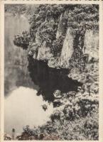 Rwenzori - The Lake Speke