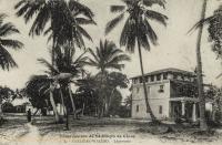 Zanzibar-Waleso. Léproserie