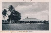 Cantine Mnazi Moja, Zanzibar