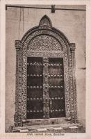 Arab Carved Door