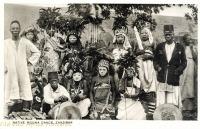 Native Ngoma Dance, Zanzibar