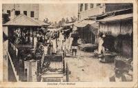 Zanzibar, Fruit Market