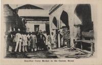Zanzibar Ivory Market in the Custom House