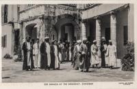 Idd Baraza at the Residency, Zanzibar