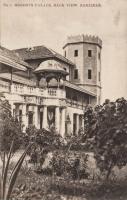 Regent s Palace, Back view, Zanzibar