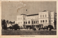 Zanzibar, British Residency -