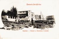 Sansibar - Strand u. Deutsches Consulat