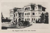 The Regent's Castle front view. Zanzibar