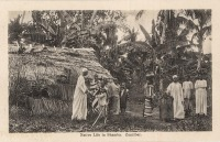 Native life in Shamba