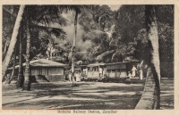 Bububu Railway Station, Zanzibar