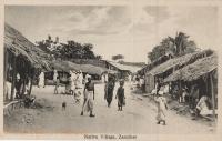 Native Village, Zanzibar