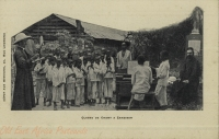 Classe de chant à Zanzibar