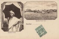 Zanzibar Beauty + Zanzibar boat races