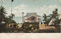 Zanzibar - H.H. Palace at Chuckwani