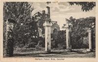 Marhubi Palace ruin, Zanzibar