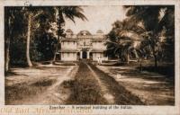A Principal building of the Sultan