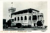 The Kibweni Palace