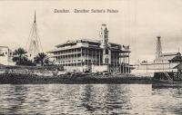 Zanzibar Sultan's Palace
