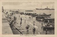 Native shipping at Zanzibar
