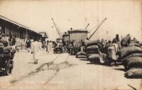 Customs Wharf, Zanzibar