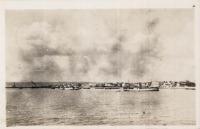 nil (Zanzibar, general view with boats)