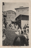 Indian Street, Zanzibar