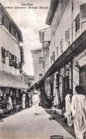 Indian Quarters (Bazaar Street)
