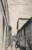 Zanzibar. Main Road, De Lord s Stores