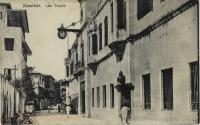Zanzibar. Law Courts