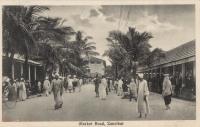 Market Road, Zanzibar