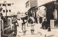 Market Street, Zanzibar