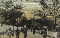 nil (street with women)