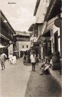 nil (A street in Zanzibar)