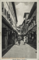 Banian Street, Zanzibar