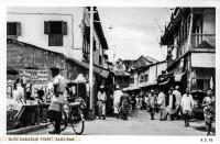 Busy Darajani Street, Zanzibar