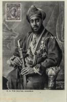 H.H. The Sultan, Zanzibar